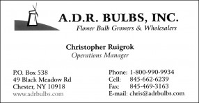 Corporate business card directory metro hort group adrbulbs reheart Images