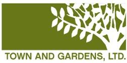 Town & Garden logo