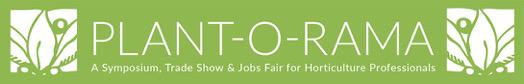 Plant-O-Rama banner